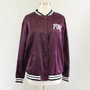 Love Pink Victoria's Secret Bomber Jacket